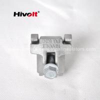 Buy cheap Durable Transmission Line Hardware Single Center Bolt Parallel Groove Connector from wholesalers