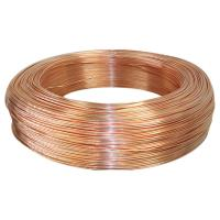 Quality Copper Capillary Tube Refrigeration Copper Pipe in Pancake For All Sizes for sale
