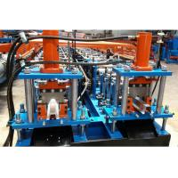 Quality Twins Light Steel Keel Roll Forming Machine , Hat Ceiling Metal Forming Machines for sale