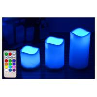 China New Design LED On-Off Magic Happy Hirthday Led Flameless Candle/Light One Color Led Candle on sale