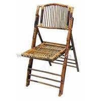 China Bamboo Folding Chair(Bamboo Chair,Bamboo Furniture) on sale