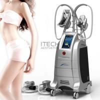 Buy cheap Body Slimming And Shaping Cryolipolysis 2 Handles Fat Freezing Machine Weight from wholesalers