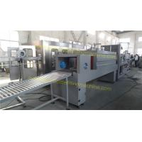 Quality Semi Automatic Shrink Wrap Machine , Label Packaging Machine With Steam Generator for sale