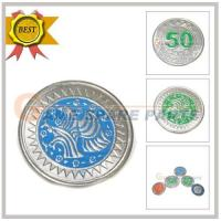 Quality Colorful steel coin(25*1.85) for sale