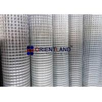 Quality Stainless Steel Welded Wire Mesh Screen Flat Surface For Garden Fencings for sale