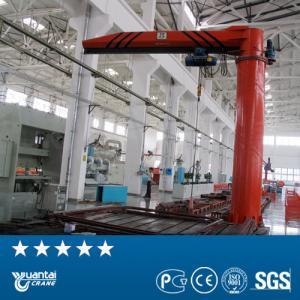 Quality YT High quality 360 degree rotating  jib Crane 5ton for sale for sale