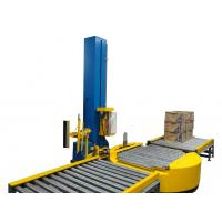 Best Fully auto conveyor pallet wrapping machine wholesale