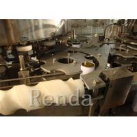Quality Fully Automatic Carbonated Drink Filling Machine Beverage Bottling Equipment SUS304 for sale
