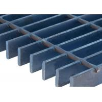 Quality Serrated Stainless Steel Bar Grating Wide Mesh Flowforge 304 316 Series Material for sale
