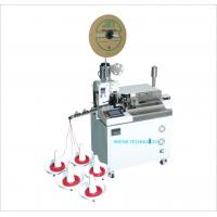Fast Speed Wire Crimping Machine One - Side Crimping And Tinning Machine