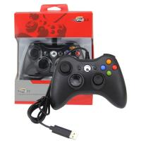 Quality Xbox Slim 360 USB Game Controller Plastic Material Joystick For PC Games for sale