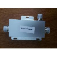 Quality UHF 300-500MHz 6dB Directional Coupler Sliver Color With N Female Connectors for sale