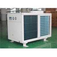 Buy cheap 18000W Large Airflow Portable Spot Air Conditioner , Compressor Starter Overload from wholesalers