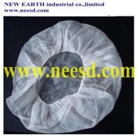 Quality Disposable Cleanroom Nonwoven Bouffant Cap for sale
