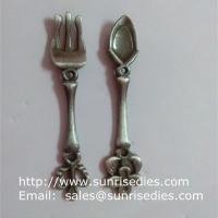 China China Metal Souvenir Spoon for Craft Gift, wholesale customized metal crafts spoons on sale
