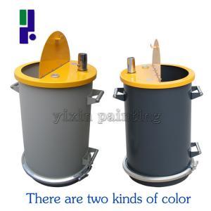 Quality Large Capacity Gema Powder Coating Gun Parts Gema Fluidization Barrels for sale