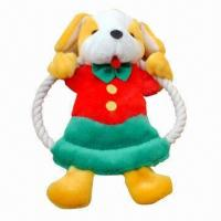 Quality Dog Toy, Available in Various Sizes, Customized Colors are Accepted for sale