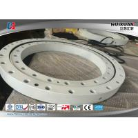 Quality Q345D 50Mn Heavy Steel Forging Process Wind Power Equipment Variable Pitch for sale