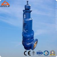 Quality Spring Loaded High Temperature and High Pressure Safety Valve A48sh for sale