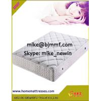 Quality Hotel Bedroom Bedding Furniture Spring Bed Mattress Firm for sale