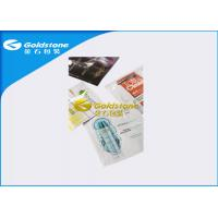 China Good Self Seal Shampoo And Conditioner Sachets , Common Small Plastic Sachet Bags on sale
