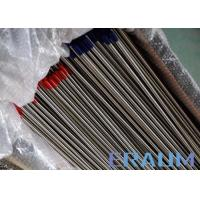Quality 21.3 x 2.11 mm Nickel Alloy Tube Alloy 601 / UNS N06600 Raw Material ISO 9001 / PED for sale