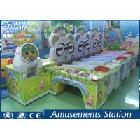 Panda Design Amusement Game Machines Ball Rolling For Tourist Attractions for sale