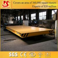 Quality Industrial Rail Mounted Flat Tow Vehicle For Flat Vehicle for sale