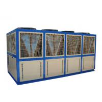 China 220v - 240v Plate - Fin Typed Air Cooled Water Chiller With Fusheng Compressor R22 Refrigerant 86000kcal/h on sale