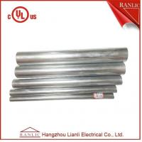 """1/2"""" EMT Conduit Hot Dip Galvanized 3.05 Meter Length UL Listed White Colore"""