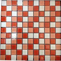 China Europe style Premium Mosaic Glass Tiles on sale
