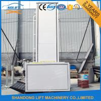 Best Disabled Wheelchair Lift 7m 250kg Disabled Home Wheelchair Lifts for Old People wholesale
