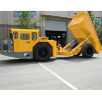 Quality 240kw 20 Ton Underground Dump Truck Water Cooled Turbo Charged for sale