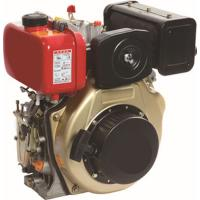 Quality Air cooled single cylinder OHV yanmar type 4.5kw small diesel marine engine 7HP 178F for sale