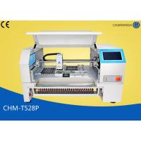 Quality CHMT528P Auto Feeder SMT Pick And Place Equipment , 2 Cameras Pnp SMT Surface Mount System for sale