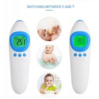 China Baby Infrared Digital Thermometer Forehead , Body Electronic Newborn Thermometer on sale