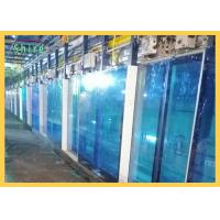 Quality Blue PE Protective Film For Window Glass Temporary Glass Protection Film for sale