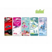 China Traffic Lights Shape New Designed Car Air Fresheneres With Refill Packing on sale