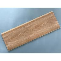 Buy cheap Hot Stamping Multi Function PVC Wood Panels Flat Shape 8 Inch Damp Proof from wholesalers
