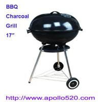 Quality BBQ Charcoal Grill, 17inch for sale