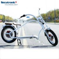 China Lithium Battery Electric Powered Bicycle , Pedal Assist Electric BikeBrushless Motor on sale