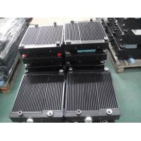 Quality Customized Aluminium Plate Fin Oil Cooler Universal Vehicle for sale