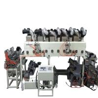 Buy cheap High Quality Water-based Glue Samples Printing Coating Machine Price from wholesalers