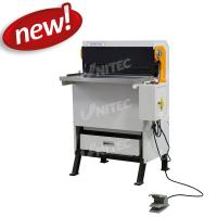 Quality High Capacity Electric Punch Machine SUPER600 With Interchangeable Die for sale