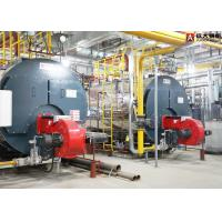 China Continuous Feeding Water Oil Fired Hot Water Boiler Steady Output on sale