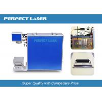 China High Tech 3D Laser Etching Equipment With 0.01-4mm Marking Depth , Air Cooling Mode on sale
