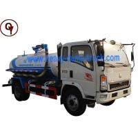China Sinotruk HOWO 4x2 Light Duty Trucks , Cargo Transportation Use Small Trucks on sale