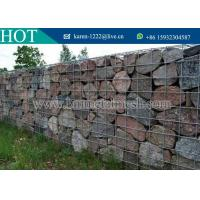 Buy cheap Folding Welded Gabion/ Welded Boxes Customized Size Avalible from wholesalers