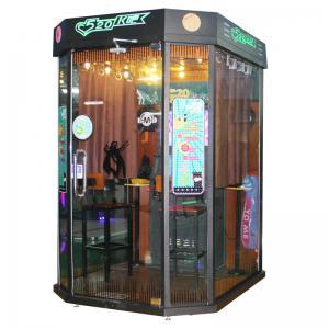 Quality Metal Acrylic Plastic Jukebox Arcade Video Game Machine for sale