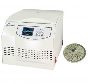 Quality High Capacity BT12 Hematocrit Centrifuge Machine 0 - 16000 RPM Adjustable Speed Range for sale